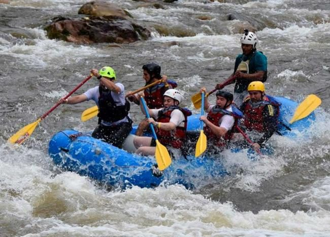 Rafting Caguan Expeditions